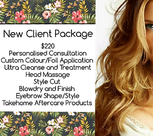 FULL HAIR PACKAGE $220 East Cannington Canning Area Preview