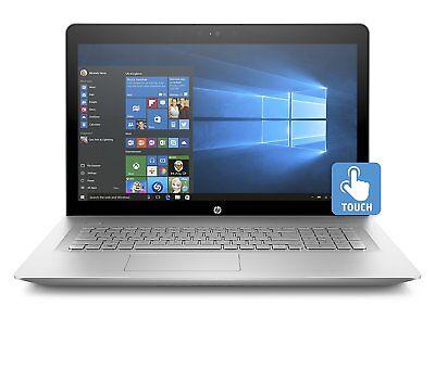 "HP Envy Laptop Touch-Screen 17t-ae000 17 17.3"" i7 16GB 128GB SSD + 1TB 2GB 940MX"