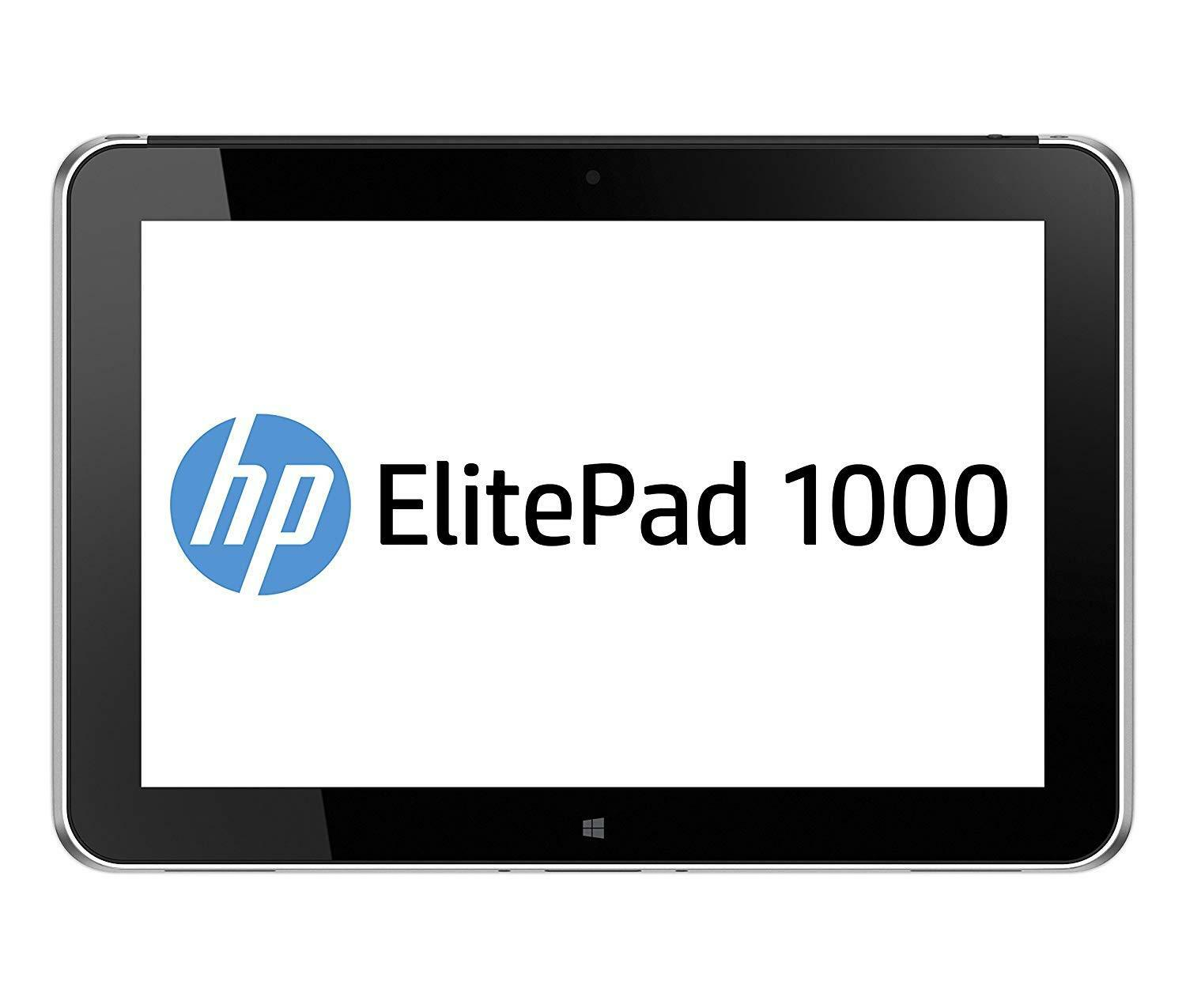 "HP ELITEPAD 1000 G2 Z3795 1.59GHz 4GB 64GB INTEL HD 10.1"" 1920x1200 WIN 8P"
