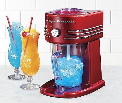 Frozen Drink Machine Smoothie Margarita Slush Maker Shaved Ice Slushie Beverage