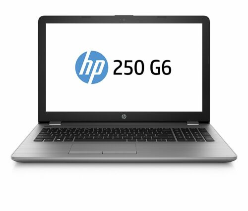 HP 250 G6 Notebook 15,6 Zoll 8 GB RAM 1 TB HDD Intel Core i7 silber B-Ware