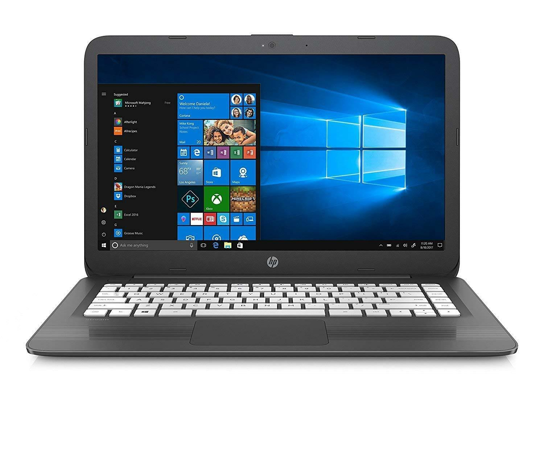 HP 2018 Stream 14 Inch Laptop Computer, 4GB RAM,