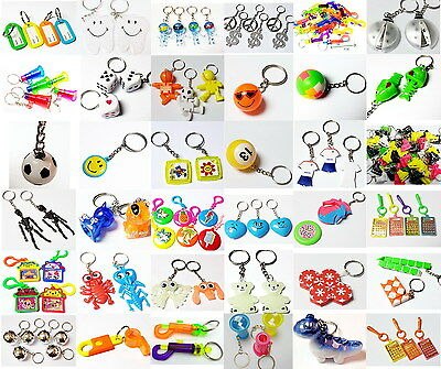 Key Chain Party (Loot) Bag Gifts Fillers Birthday Pinata Cake Decoration - Pinata Filler