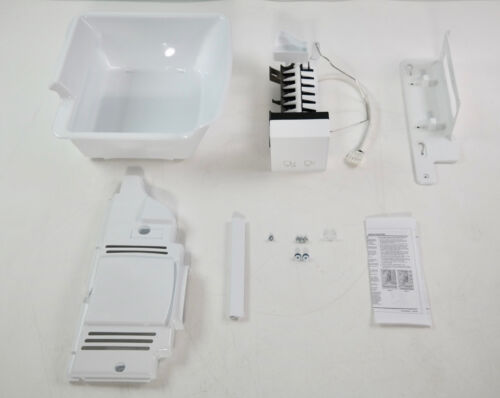 """Frigidaire 12"""" 2-Lb. Built-In Icemaker White IMK0023A"""