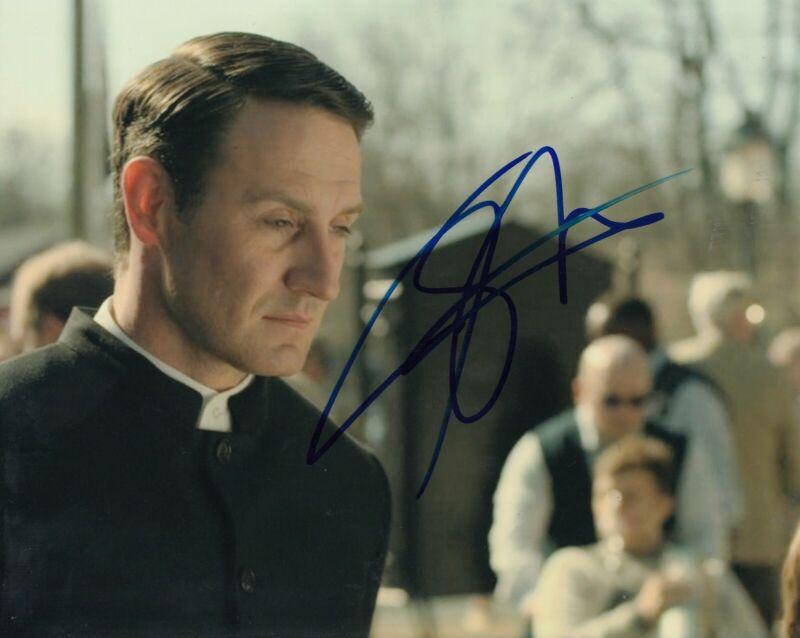 JOSH STEWART signed (THE PUNISHER) autograph 8X10 photo *John Pilgrim* W/COA #2