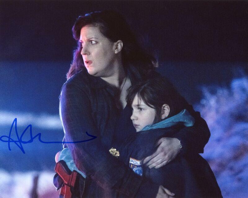 """Allison Tolman """"Emergence"""" AUTOGRAPH Signed 8x10 Photo C"""