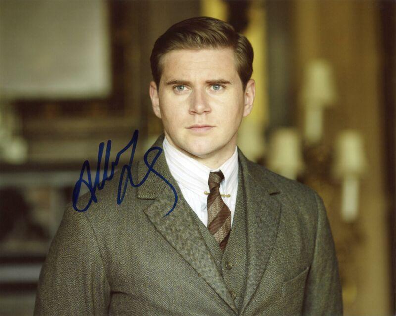 """Allen Leech """"Downton Abbey"""" AUTOGRAPH Signed 8x10 Photo C ACOA"""