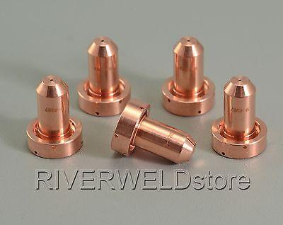 5pcs Thermal Dynamics Sl60 Sl100 9-8207 Tip 40amp Drag Otd Plasma Cutter