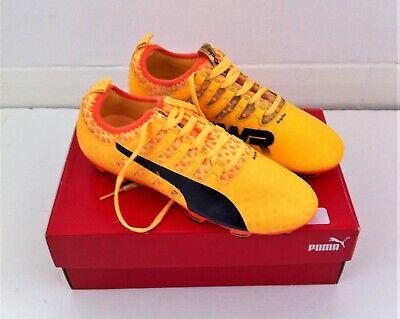 Puma EvoPower Vigor 1 FG UK Size 5 Football Boots in original Puma box