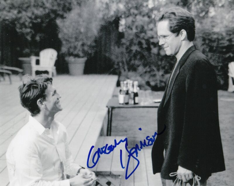 GREGORY HARRISON signed *IT'S MY PARTY* MOVIE 8X10 photo W/COA Brandon Theis #2