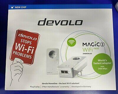 DEVOLO MAGIC 2 2400 WiFi AC NEXT MULTIROOM KIT SET CON TRES...