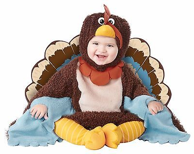 Gobble Gobble Turkey Thanksgiving Infant Baby Halloween Costume