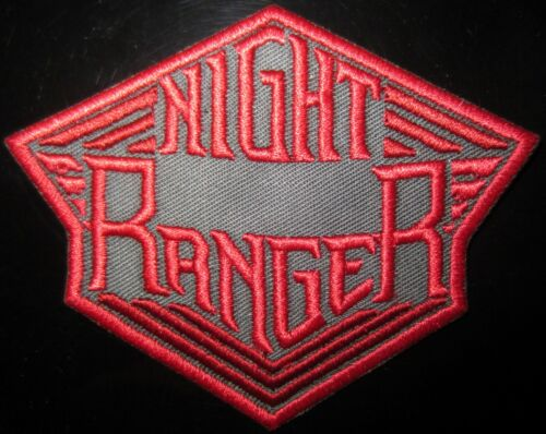 Night Ranger Rock Music Patch In Mint Condition!