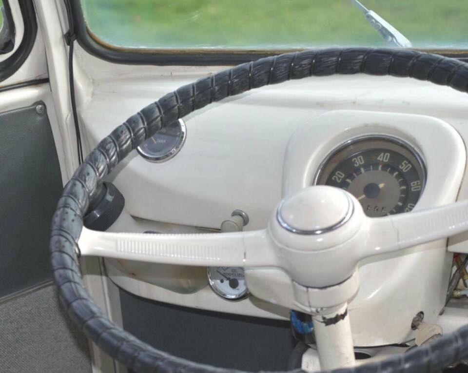 Hochzeitsauto Oldtimer Bulli T1 Bus Mieten oder VW T2 Gutschein in Nordrhein-Westfalen - Raesfeld
