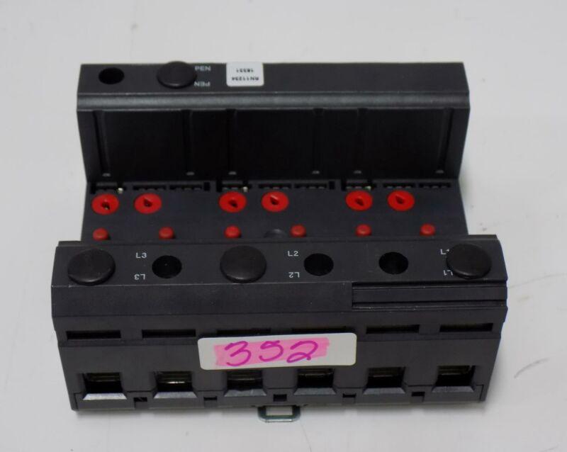 SCHNEIDER ELECTRIC CONTACTOR BLOCK HOLDER IEC 61643-1 / EN 61643-11