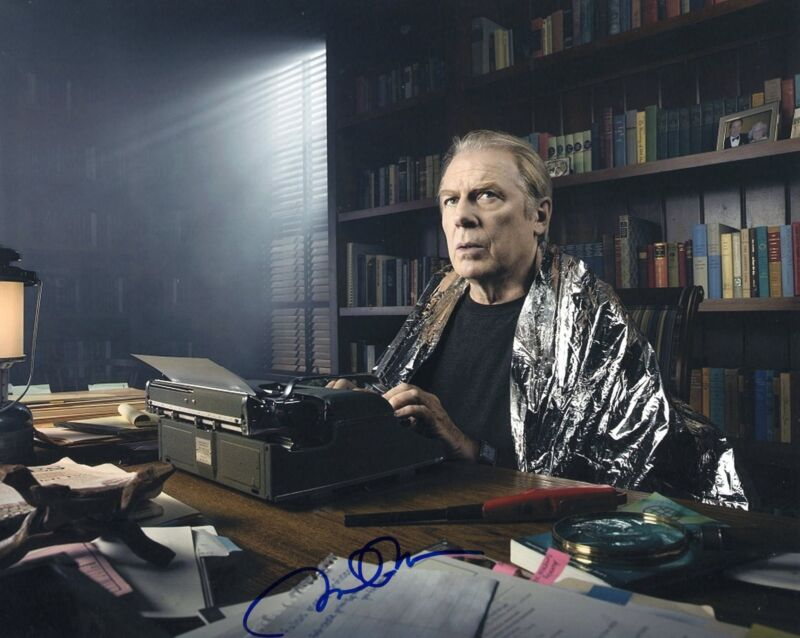 Michael McKean Better Call Saul Chuck McGill Signed 8x10 Photo w/COA #2