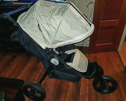 Baby jogger City Elite stroller single pram