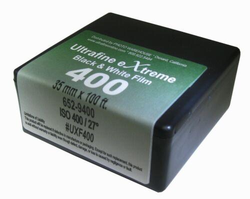 NEW Ultrafine Xtreme 400 B & W 35mm x 100 Ft. film Roll Fresh 06/2024 Dating
