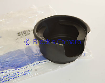 99-05 CHEVY ASTRO SAFARI LH L RETAINER CUP HOLDER LINER GM #10374699 DRIVER SIDE