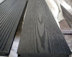 WPC COMPOSITE DECKING PLASTIC ECO WOOD DECK MERBAU LOOK INTERSTATE DELIVERY
