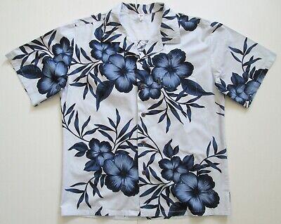"Vintage Auth Palmwave Hawaii USA Hawaiian Shirt 48""-122cm L (129H)"