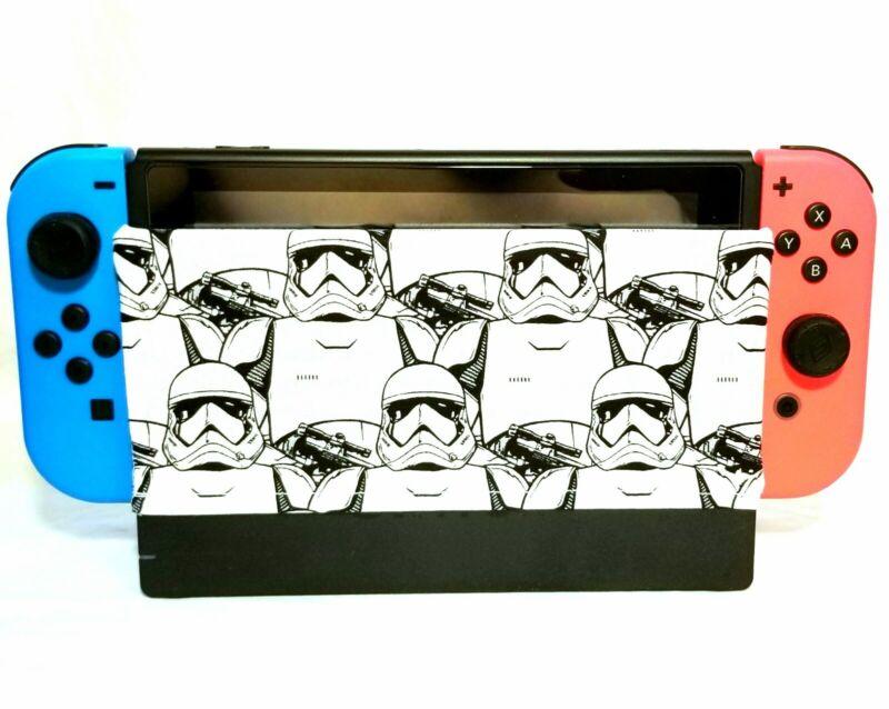 *+*Nintendo Switch Dock Sock / Cover - Star Wars Storm Trooper*+*