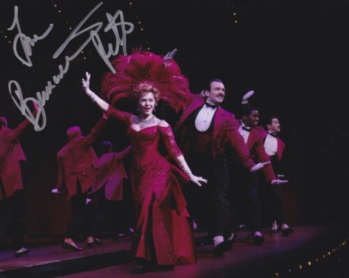 Bernadette Peters signed Hello, Dolly 8x10 photo