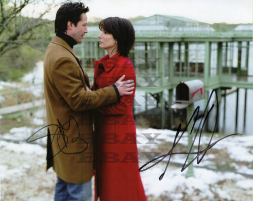 Keanu Reeves & Sandra Bullock Autographed Signed 8x10 Photo Reprint