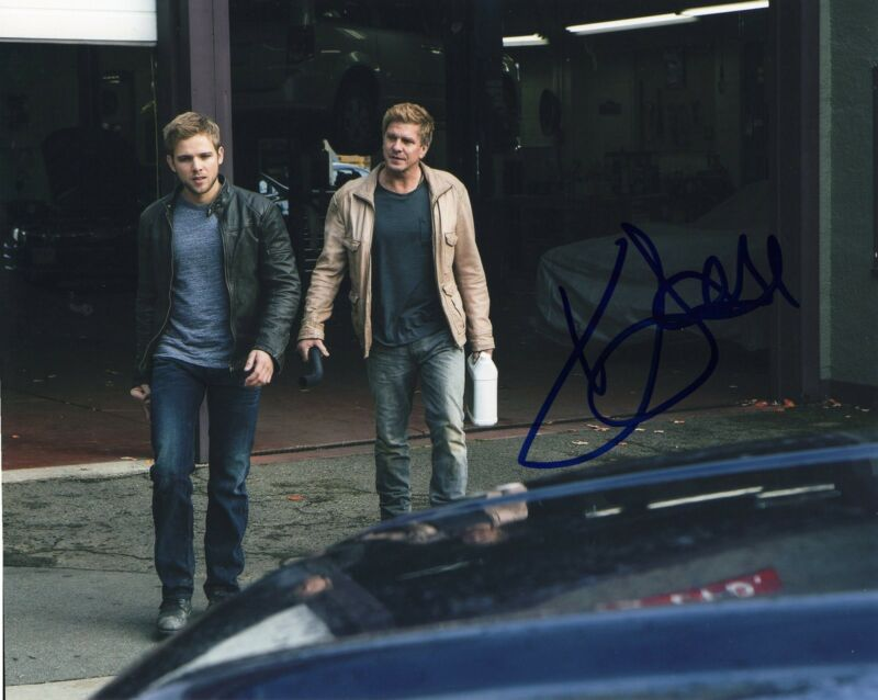 Kenny Johnson Sons of Anarchy The Shield Signed 8x10 Photo w/COA #1