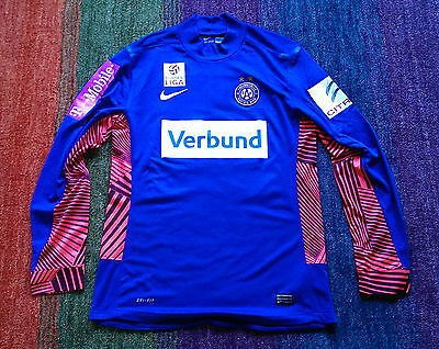 FK Austria Wien bench worn match prepared Spielertrikot 2012/13 Ivan Kardum Nike image