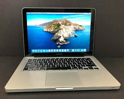 """Apple Macbook Pro 13"""" / Intel 2.5GHZ / 8GB RAM / 1TB / 2 YEAR WARRANTY / OS 2019"""