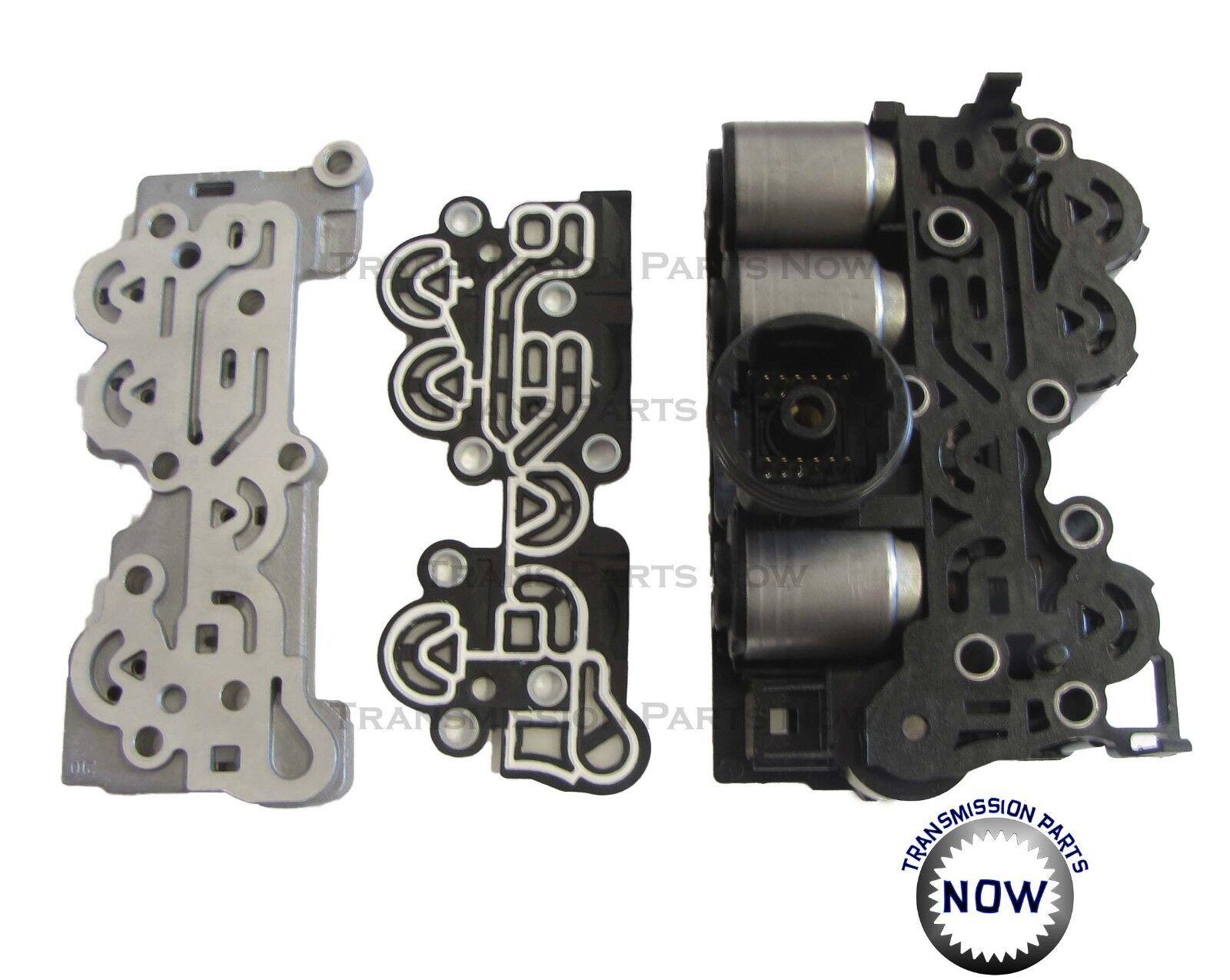5r55s transmission 5r55s 5r55w ford transmission solenoid block pack explorer mercury reman r46420b