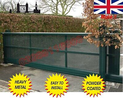 DRIVEWAY GATES / METAL GATES / COMPOSITE WOOD GATE/ GATES/ WROUGHT IRON GATE