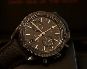 Omega Speedmaster Dark Side of the Moon - Under Warranty Naremburn Willoughby Area Preview