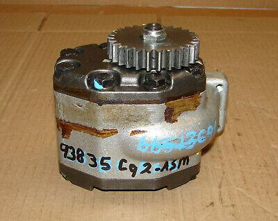 93835c92 International 485 585 685 885 574 674 Hydraulic Pump With 27t Gear