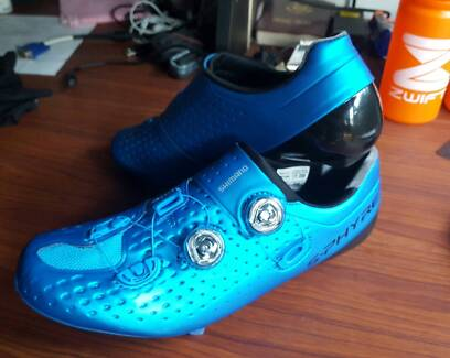 Shimano S-Phyre blue size 42