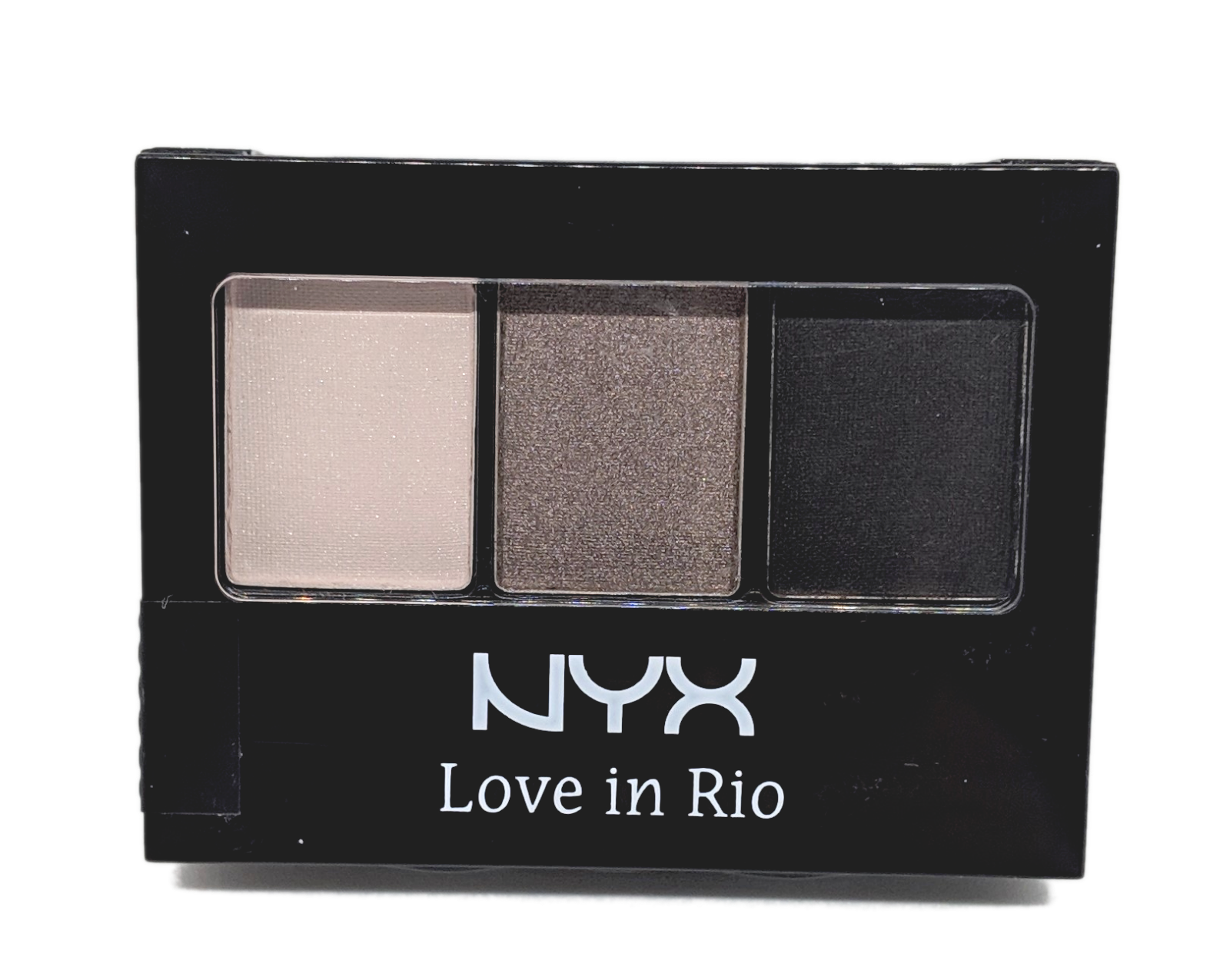 NYX Eyeshadow Palette 3 color - Love In Rio LIR01 - New / Se