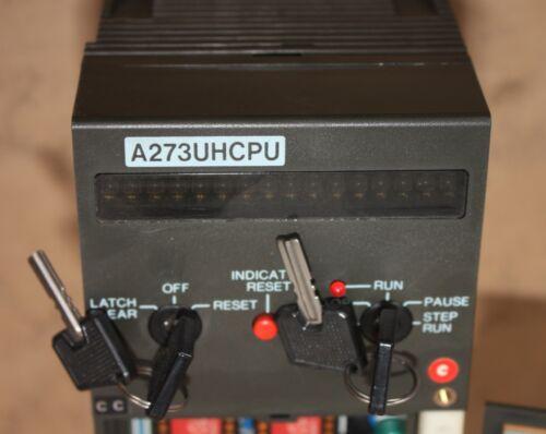 Mitsubishi Melsec Processor A273UHCPU Programmable Logic Controller PLC CPU