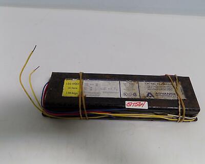 Advance Transformer 120v Ballast Rs-2s60-1-tp