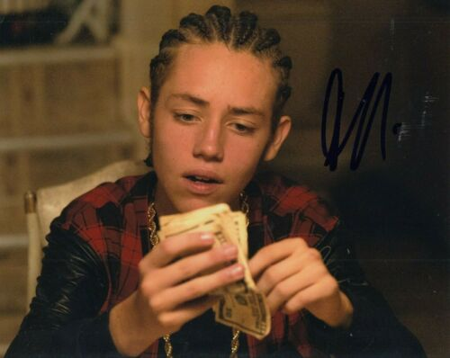 ETHAN CUTKOSKY signed (SHAMELESS) 8X10 photo *Carl Gallagher* autograph W/COA #5