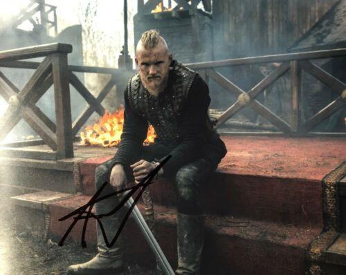 Vikings ALEXANDER LUDWIG SIGNED 8x10 Photo