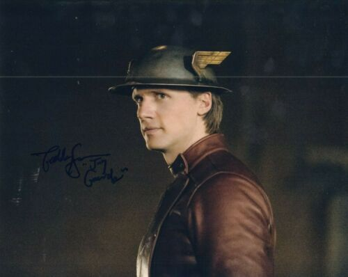 TEDDY SEARS signed (THE FLASH) TV SHOW autograph 8X10 photo *Jay Garrick* W/COA