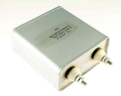 New 8mfd 1000vdc Application Oil Hermetically Sealed Capacitor Cde 8uf 1000v