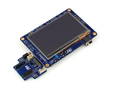 Stm32h745xih6 Stm32h745i-disco Stm32h7 Discovery Board Dual Core Cortex-m7 M4