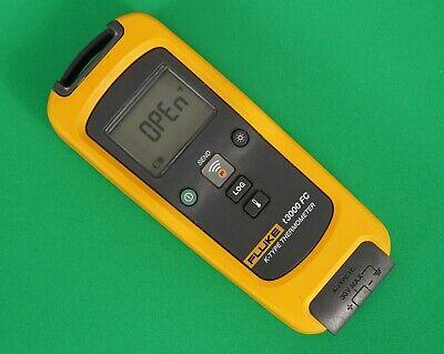 Fluke T3000 Fc K-type Thermometer