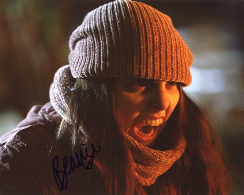 """Beanie Feldstein """"What We Do in the Shadows"""" AUTOGRAPH Signed 8x10 Photo"""