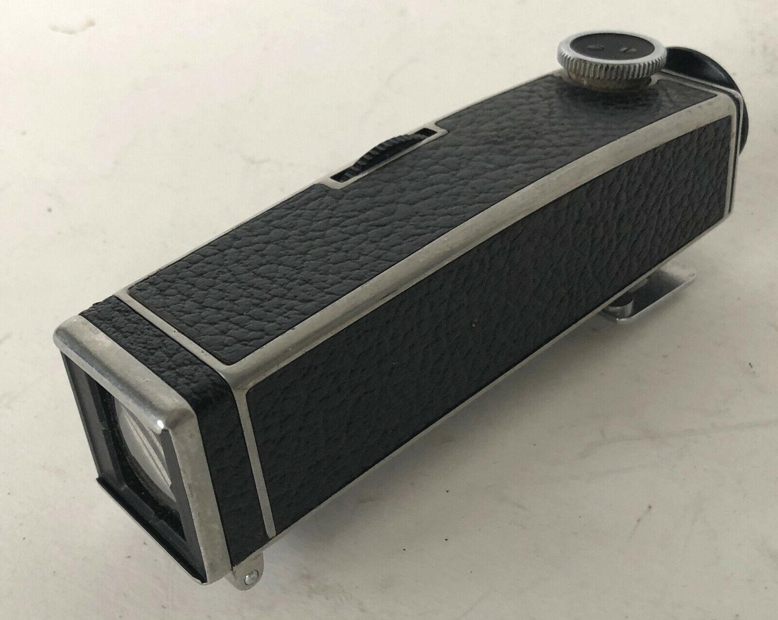 Bolex Paillard , Filmkamera H16, viewfinder