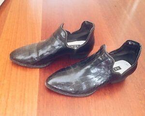 Black senso boots Camperdown Inner Sydney Preview