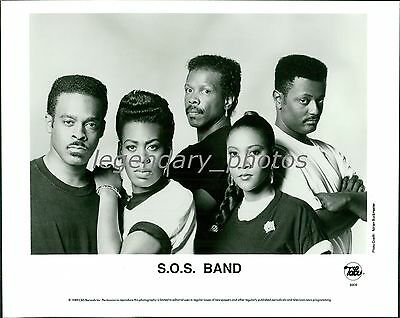 The S.O.S. Band   Tabu Original Music Press Photo