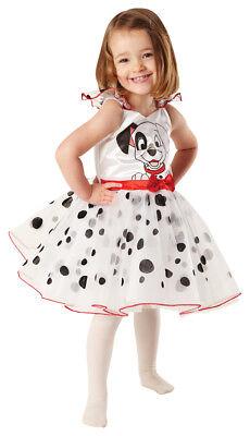 Mädchen Kleinkind Disney 101 Dalmatiner Cruella Büchertag Kostüm Kleid - Cruella Kostüm Kind